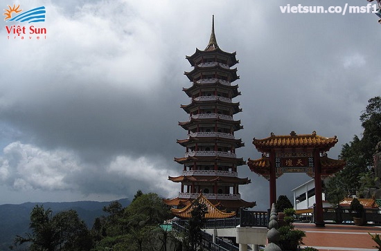 chin-swee-temple-genting-vietsuntravel