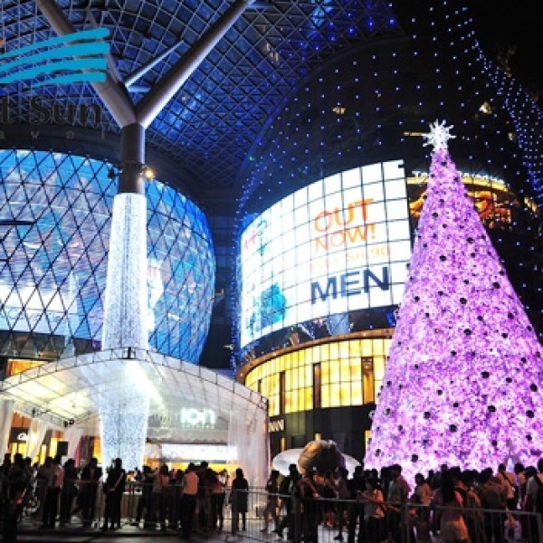 Tour du lịch Malaysia - Singapore dịp Noel 2017