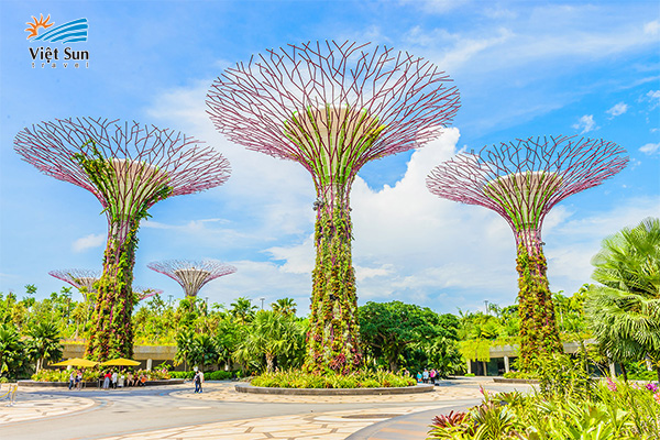Garden by tha Bay -  Singapore