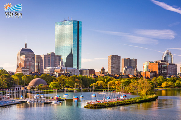 Cảng Boston